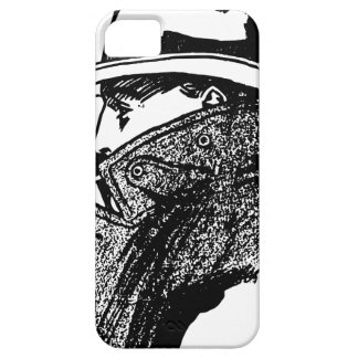Secret Agent Barely There iPhone 5 Case