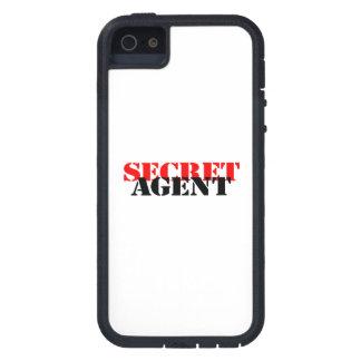 Secret Agent iPhone 5 Cases