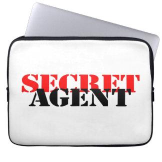 Secret Agent Computer Sleeves