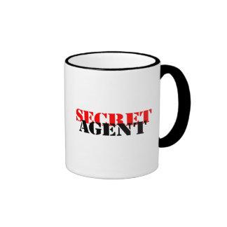 Secret Agent Ringer Mug