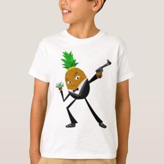 Secret Agent Pineapple T-Shirt