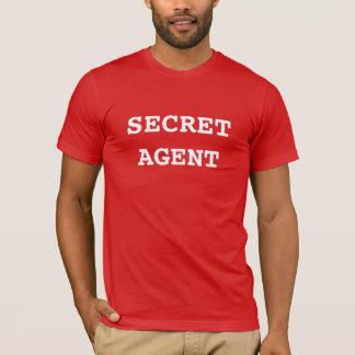 """Secret"" Agent shirt"