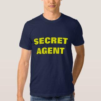 SECRET AGENT SHIRT