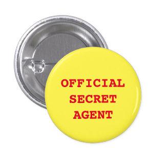 """""""Secret Agent/Spy"""" Button"""