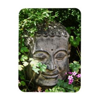 Secret Garden Buddha Magnet