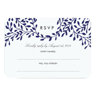 RSVP Cards for Your Wedding Day