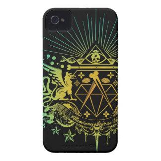 Secret Society iPhone 4 Case
