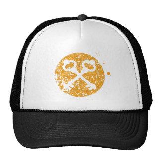 Secret Symbols Cap Trucker Hat