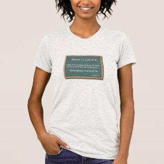 Secret To Life #18 (Ladies T) A MisterP Shirt