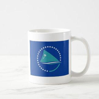 Secretariat of the Pacific Commu Basic White Mug
