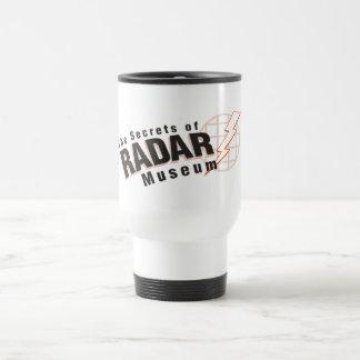 Secrets of Radar Museum Travel Mug