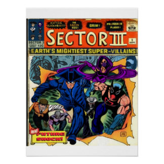 Sector 3 poster