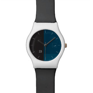 SECTOR HUE | one black three blue watch