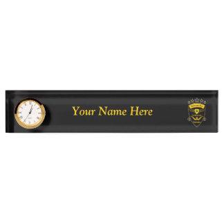 Security Nameplate