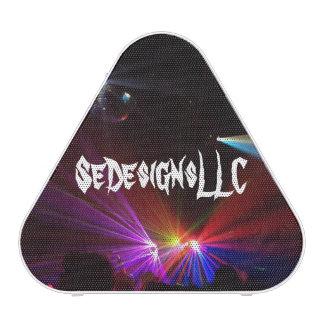 SeDesignsLLC Pieladium Bluetooth Speaker
