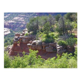 Sedona Arizona Back Road Views Post Cards