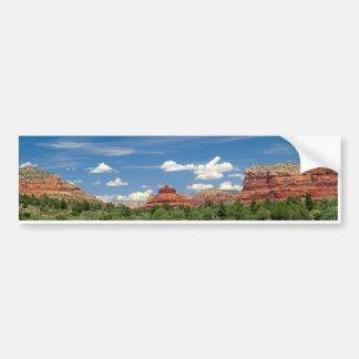 Sedona Arizona Bumper Sticker