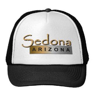 Sedona Arizona in Tan Hat