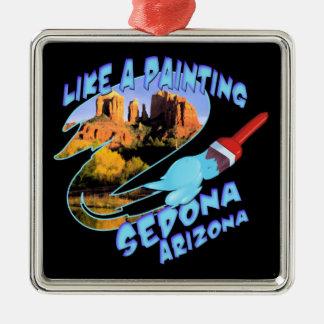 Sedona Arizona Pendant Ornament