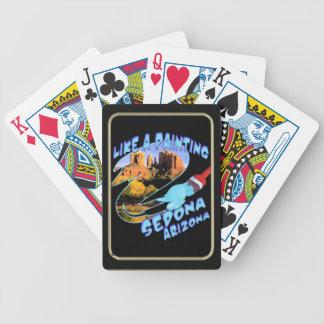 Sedona Arizona  Playing Cards