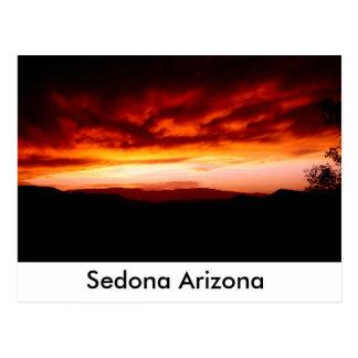 Sedona Arizona Post Card