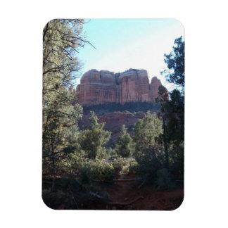 Sedona Arizona Rectangle Magnet