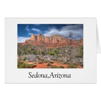Sedona Arizona red rocks Cards