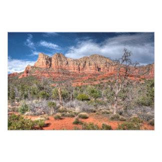 Sedona Arizona red rocks Photograph