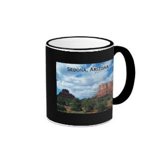 Sedona, Arizona Ringer Mug