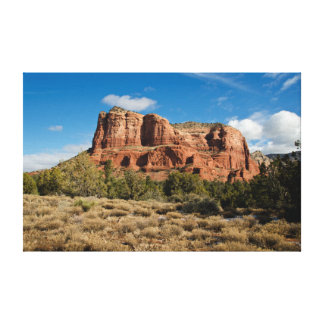 Sedona Bell Rock Canvas Prints