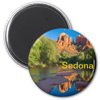 Sedona fridge magnet
