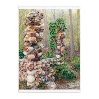 Sedona - Mayhew Ruins Acrylic Print