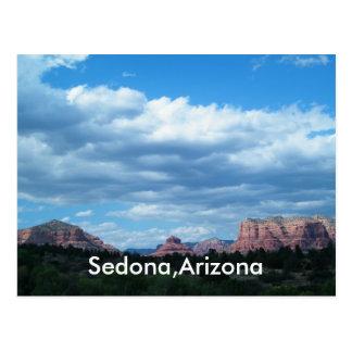Sedona Postcard