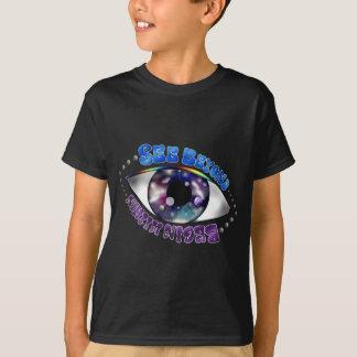 See Beyond, Begin Within: Universe/Eye T-shir T-Shirt