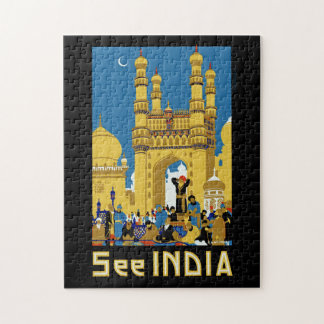 See India Jigsaw Puzzle
