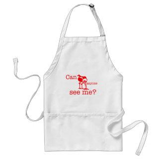 see me standard apron