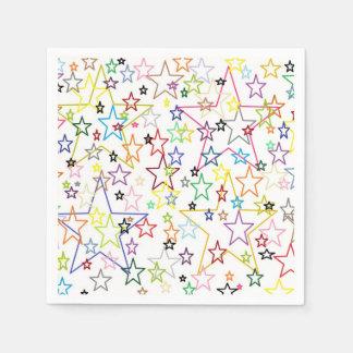 Seeing Stars Paper Napkins