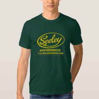 seeley t shirts