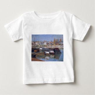Seine at Asnieres by Claude Monet Baby T-Shirt