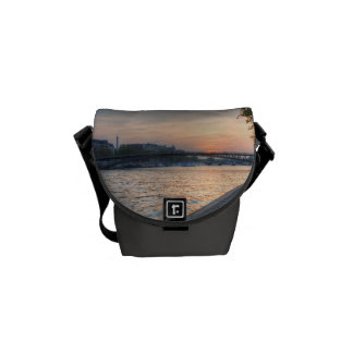 Seine sunset courier bags