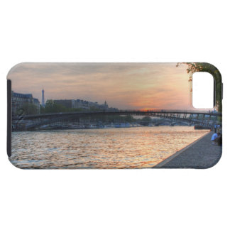 Seine sunset tough iPhone 5 case