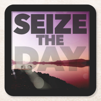 seize the day paper He lets the reader know that if one does not do things while their bodies are strong and juvenile then they have not seized the day.