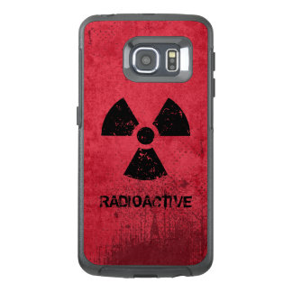 Select-A-Color Radioactive Grunge OtterBox Samsung Galaxy S6 Edge Case
