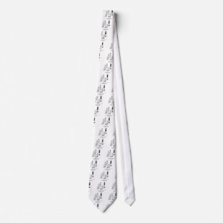 Self Esteem Cartoon 9471 Tie