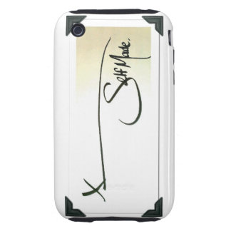 """""""Self Made® """" Tough iPhone 3 Covers"""