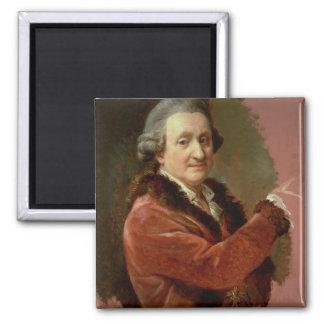 Self Portrait, 1773-87 (oil on canvas) Magnet