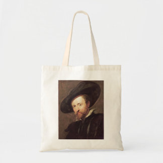 Self Portrait  Peter Paul Rubens oil painting Tote Bag