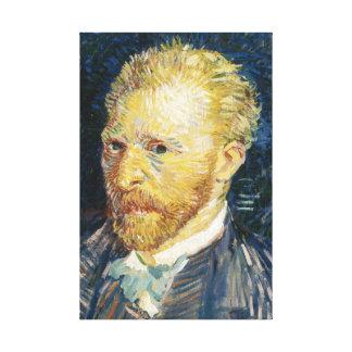 Self Portrait Vincent van Gogh fine art painting Canvas Prints