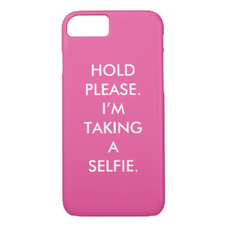 Selfie Cellphone iPhone 7 Case