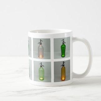 SELTZER BOTTLES mug